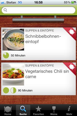 Das gute Essen App