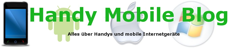 Handy Mobile Blog Logo