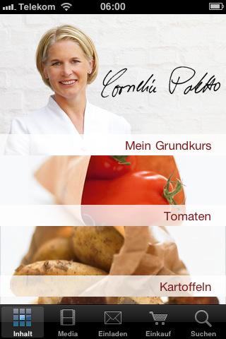 Polettos Kochschule App
