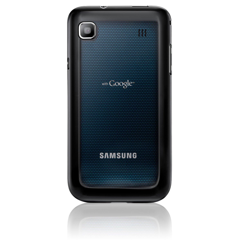 Samsung Galaxy i9000 hinten