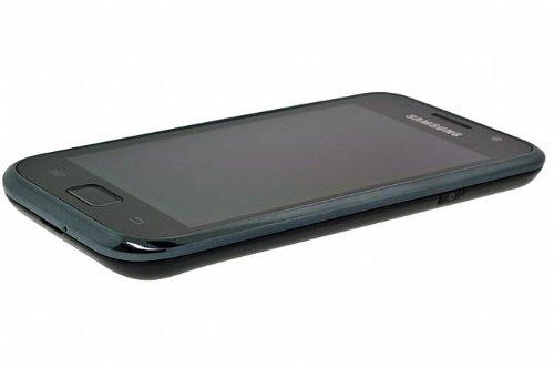 Samsung Galaxy I9000 liegend