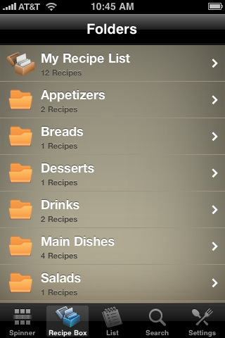 allrecipes.com App