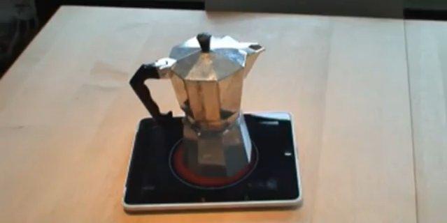 Die  iPad App zum Espresso kochen