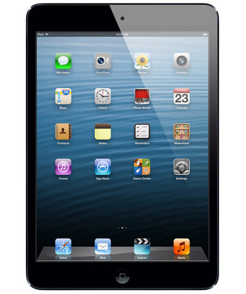 Apple iPad mini 16GB WiFi + Cellular Schwarz