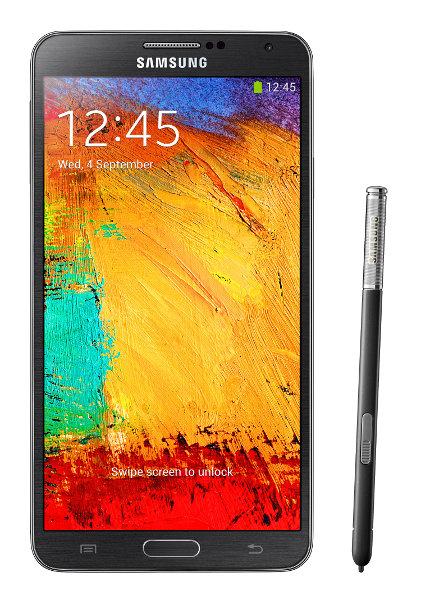 Samsung Galaxy Note 3 Schwarz