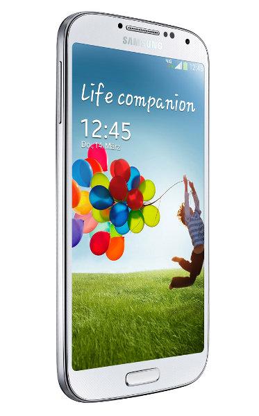 Samsung Galaxy S4 16GB White Frost